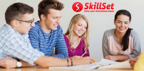 -100% в сети школ английского языка SkillSet
