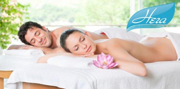 -80% на SPA-программы и массаж