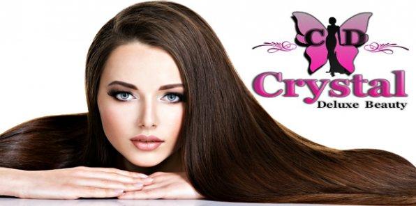 -82% на услуги для волос + стрижка кончиков и укладка бесплатно!