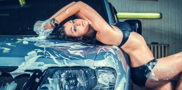 -68% на услуги автомойки «Чистое авто»