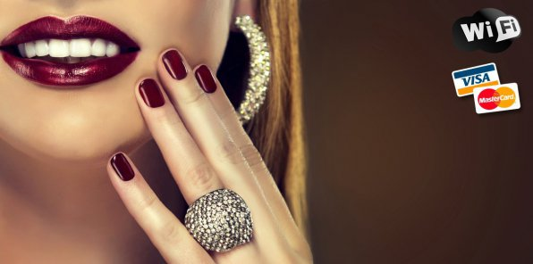 -95% на ногтевой сервис в «Салоне красоты №1»