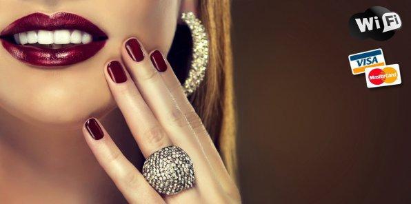 -100% на ногтевой сервис в «Салоне красоты №1»