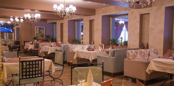 Скидка 40% на все меню и напитки в ресторане «Сущевский Двор»